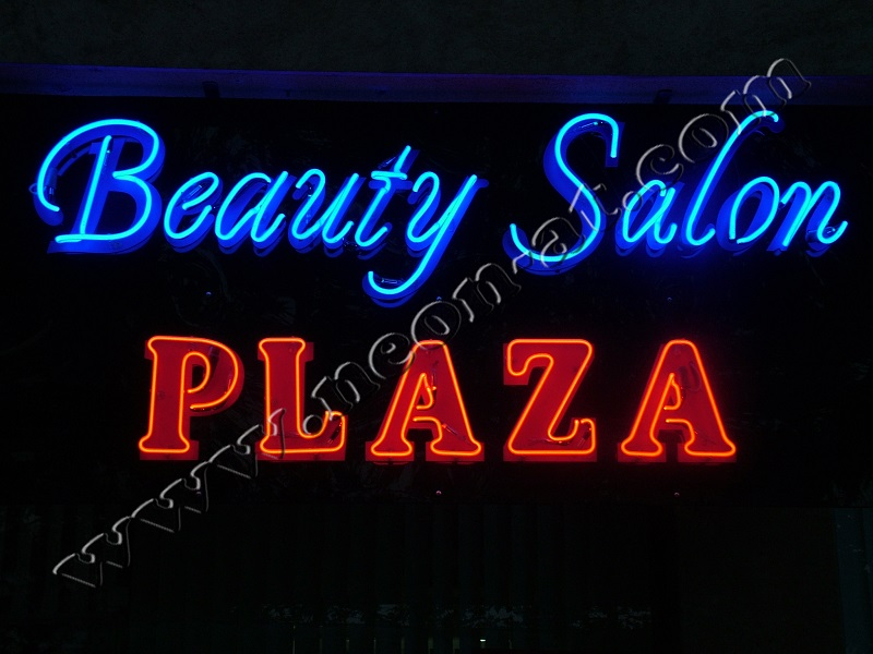beauty salon PLAZA-1