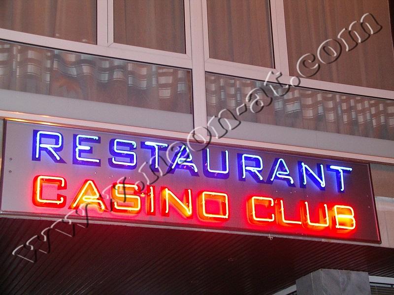 restaurant casino club